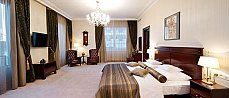 ubytovanie iClinic - Hotel Devín Junior suite