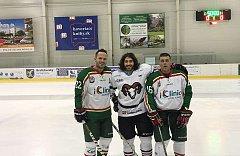 Augenlaser operation iClinic der kanadische Eishockeyspieler Mathew Maione 12