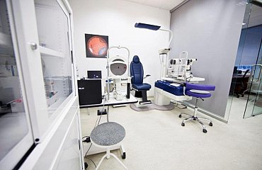 očná klinika Bratislava 25