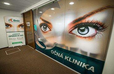 očná klinika Bratislava Aupark 11