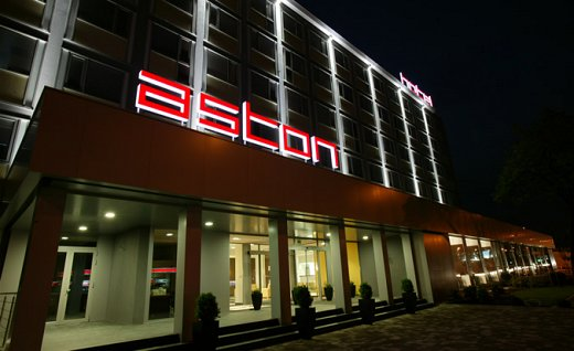 Hotel Aston Bratislava