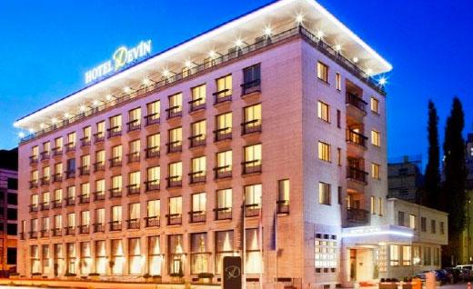 ubytovanie iClinic - Hotel Devín