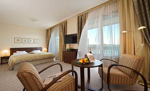 ubytovanie iClinic - Hotel Devín Standard single room