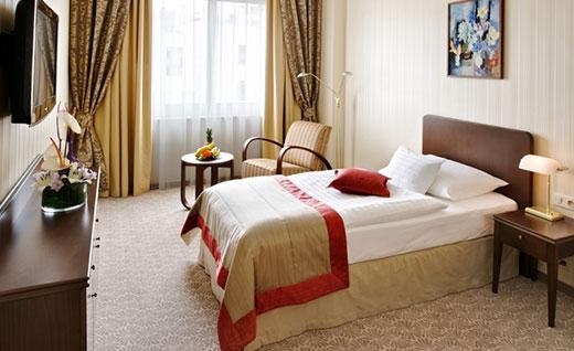ubytovanie iClinic - Hotel Devín Standard double room