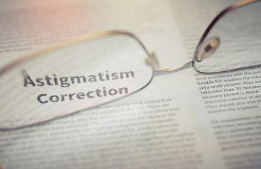 Astigmatismus: Fehlsichtigkeit durch Hornhautverkrümmung