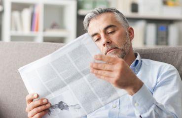 Weitsichtigkeit: Alterssichtigkeit Presbyopie