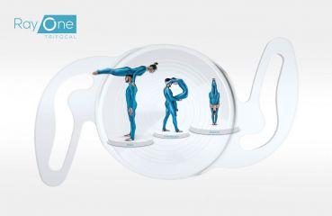 Ausschliesslich Präzisionslinsen kommen bei der iClinic zum Einsatz